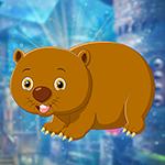 Games4King -  G4K Effete Wombat Escape