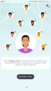 Aarogya Setu app: How to use?? Coronavirus Tracking App