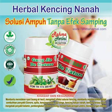 Paket Herbal Sipilis / Gonore