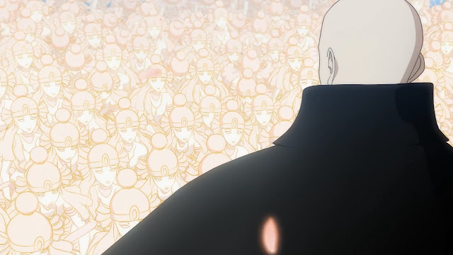 Houseki no Kuni TV Anime Sub Indo Ep8