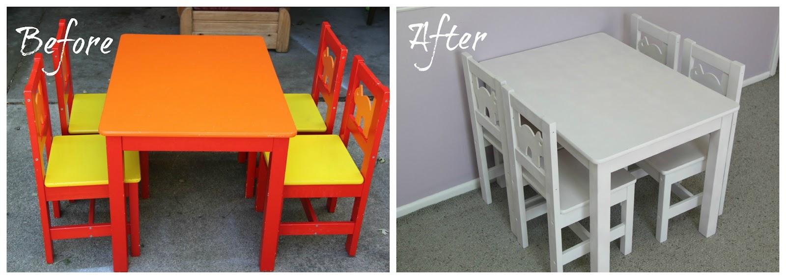 How To Paint Ikea Laminate Furniture Tutorial