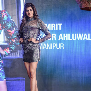 winner miss india 2018