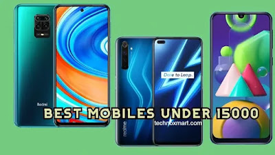 Smartphones Under Rs.15000: The Best Mobile Phones You Can Go With In India (13 July 2020)