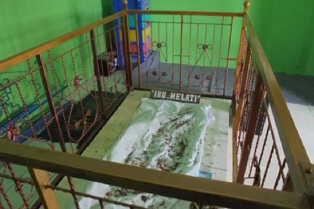 Nyimas Melati Pahlawan Wanita Tangerang