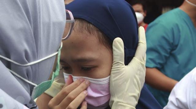 Memilukan, Ratusan Anak di Tangerang Kehilangan Orang Tua Akibat Covid-19