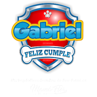 Logo de Paw Patrol: Gabriel