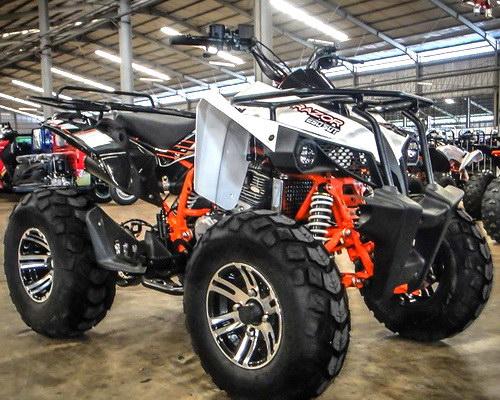 Tinuku Viar Motor launched the latest variant ATV Viar Razor 250 SUT