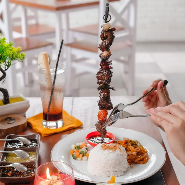 Menu di Ashoi Cafe and Resto Jogja