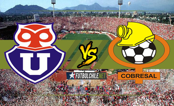 Universidad de Chile vs CobresalUniversidad de Chile vs Cobresal