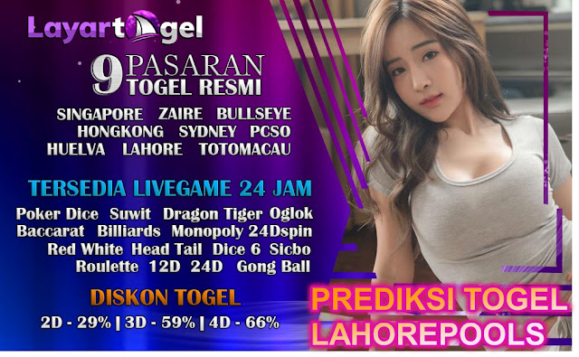 Prediksi Angka Togel Lahore Pools