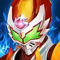 Siêu Nhân Thần Kiếm Robot Ninja Battle Action RPG