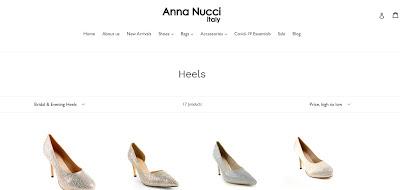 Anna Nucci Singapore website