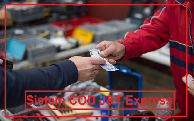 cod j&t express