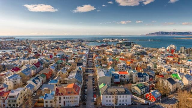 Reykjavik. Islândia