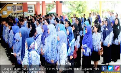 Rekrutmen PPPK Akomodir Tenaga Teknis Administrasi