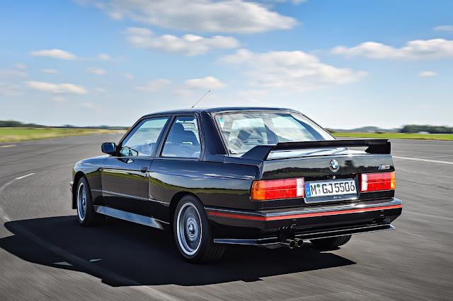 P90236393 highRes 30 χρόνια με BMW M3 – η ιστορία ενός εμβληματικού μοντέλου (Photos)