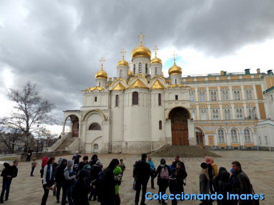 Kremlin de Moscú: Catedral de la Anunciación