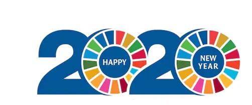 Resultado de imagen de feliz 2020 sostenible