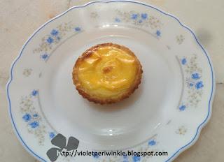 wobbly cheese tart