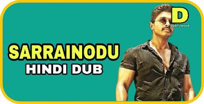 Sarrainodu Hindi Dubbed Movie