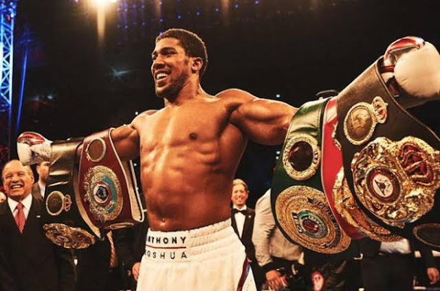 Anthony Joshua's Response if Forced to Remove the Heavyweight Title