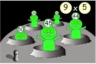 http://juegoseducativosdematematicasonline.blogspot.com.es/2015/02/tabla-lunar-repasa-las-tablas-de.html