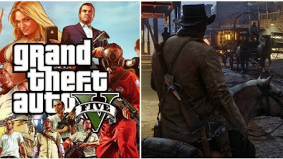 GTA y Red Dead Redemption