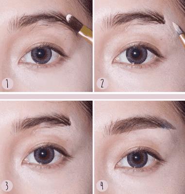 Cara make up seperti artis korea