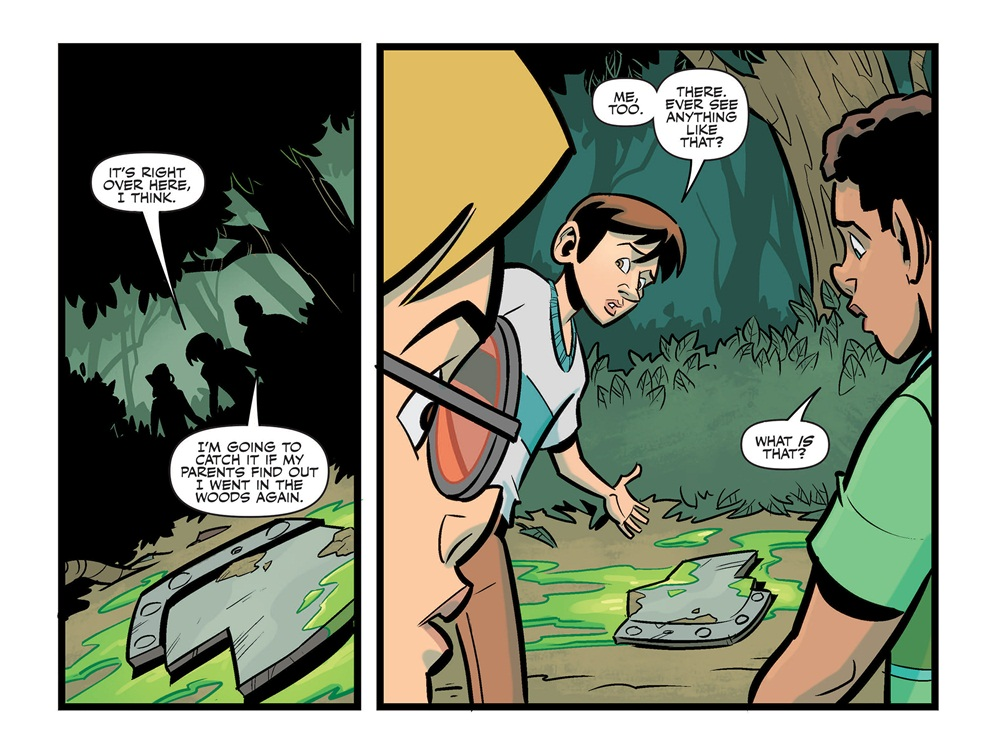 The X-Files – Origins 002 Chapter 03 (2016) | Vietcomic.net reading comics online for free