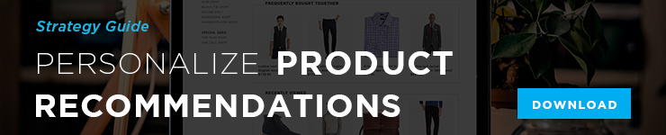Strategy Guide: Personalize Product Recommendations on Your Website