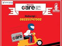 Pengalaman Seru Menggunakan Pelayanan Honda Care Motor Rusak, Tidak Perlu Panik
