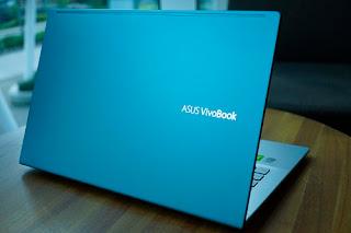 Desain Asus Vivobook