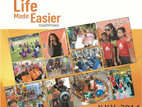 Meet Us at July 2014 'Life Made Easier' Roadshows