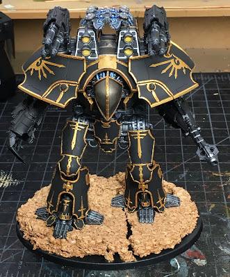 Warlord-Sinister Psi-Titan WIP