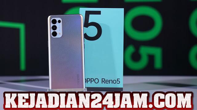 Tampilan Baru Oppo Reno5 Bakal Hadir Dengan Pengisian Baterai 30W