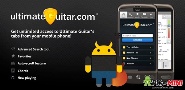 Ultimate Guitar Tabs & Chords.Apk