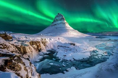 Montaña Kikjufell como localización de juego de Tronos
