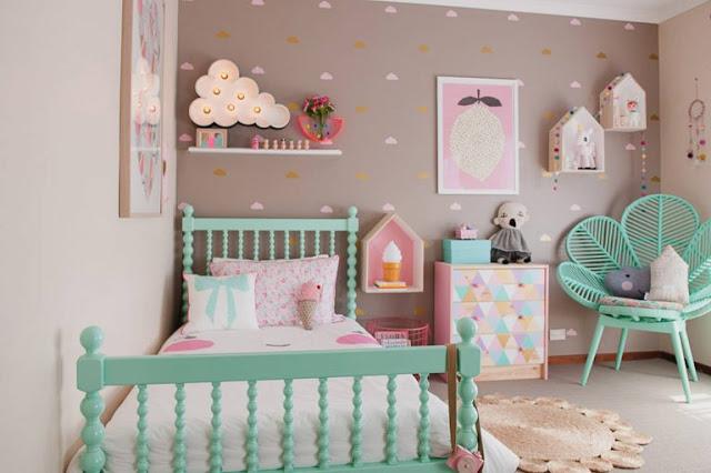 افكار لغرف نوم الاطفال