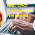 SSC CPO Notification 2019 Released @ ssc.nic.in - Check Details Here