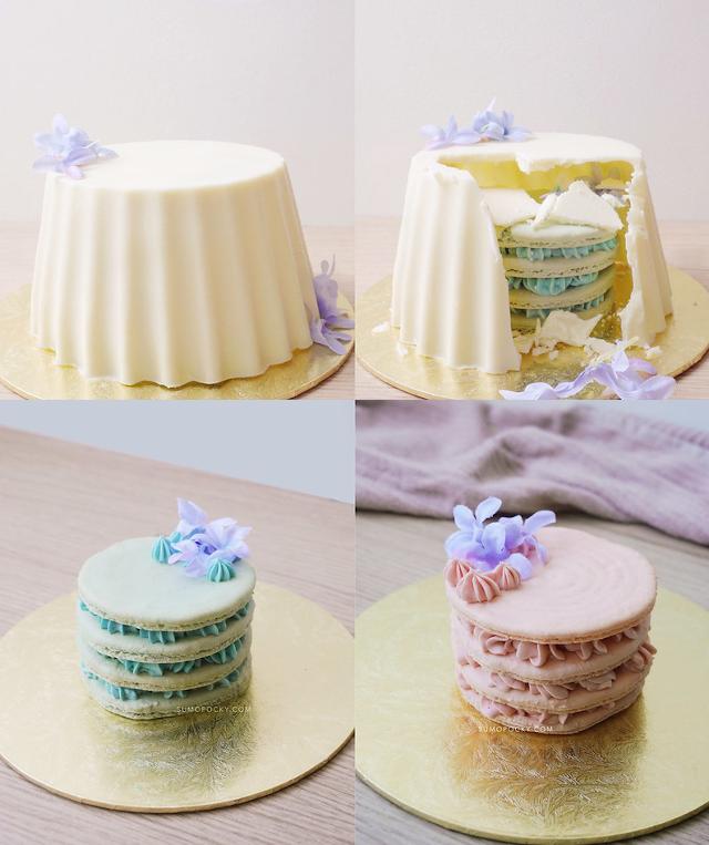 Gender Reveal Cake Singapore