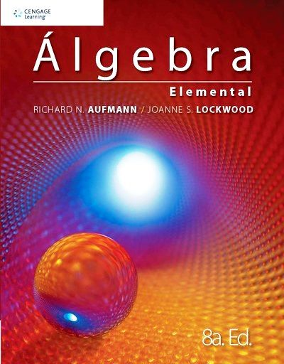 Álgebra elemental, 8va Edición – Richard N. Aufmann