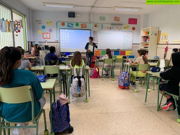Breña Alta desarrolla el proyecto de 'Talleres para la promoción de la Igualdad y contra la Violencia de Género' en los colegios del municipio