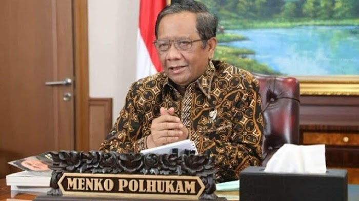 Mahfud MD Plintat-plintut Bicara Kasus Papua, Bikin Publik Bertanya-tanya