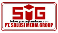 lowongan kerja Palembang terbaru PT. Solusi Media Group mei 2019 (3 posisi)