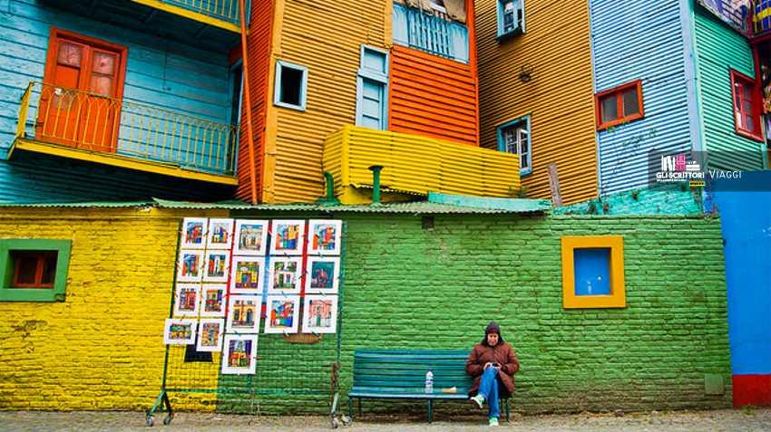 Buenos Aires, La Boca: tra immigrati italiani e desaparecidos - Viaggi