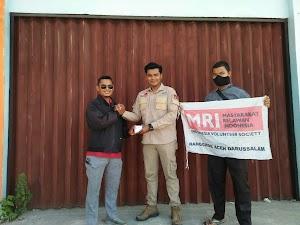 Pemuda Muhammadiyah Pidie Salurkan Donasi Bangun Sumur Wakaf Orang Aceh untuk Palestina