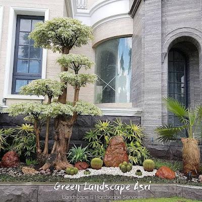 Jasa Pembuatan Taman Surabaya   Tukang Taman Profesional & Terbaik