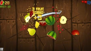 Fruit Ninja Apk New Version v2.3.2 for OS GingerBreads keatas