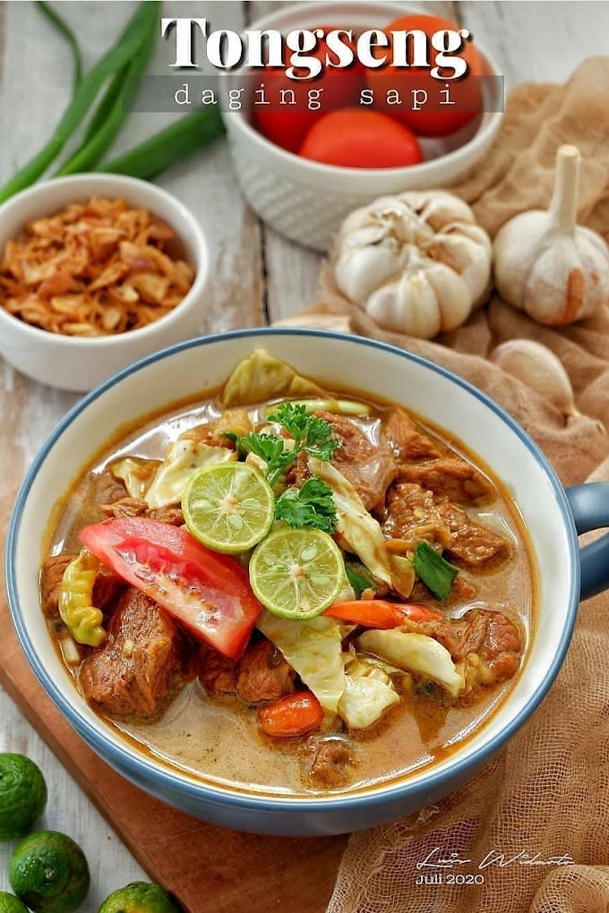 Resep Spesial Favorit Tongseng Daging Sapi