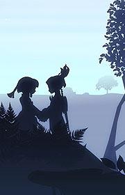Ixxi and Seti in the Hidden Gardens
